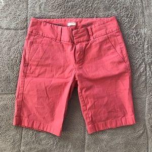 J Crew Knee-Length Shorts